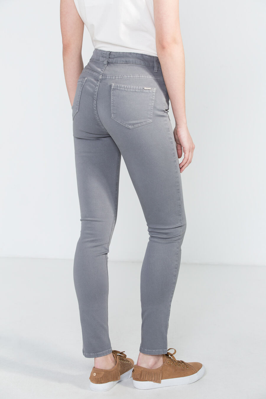 Sensational fit denim trousers