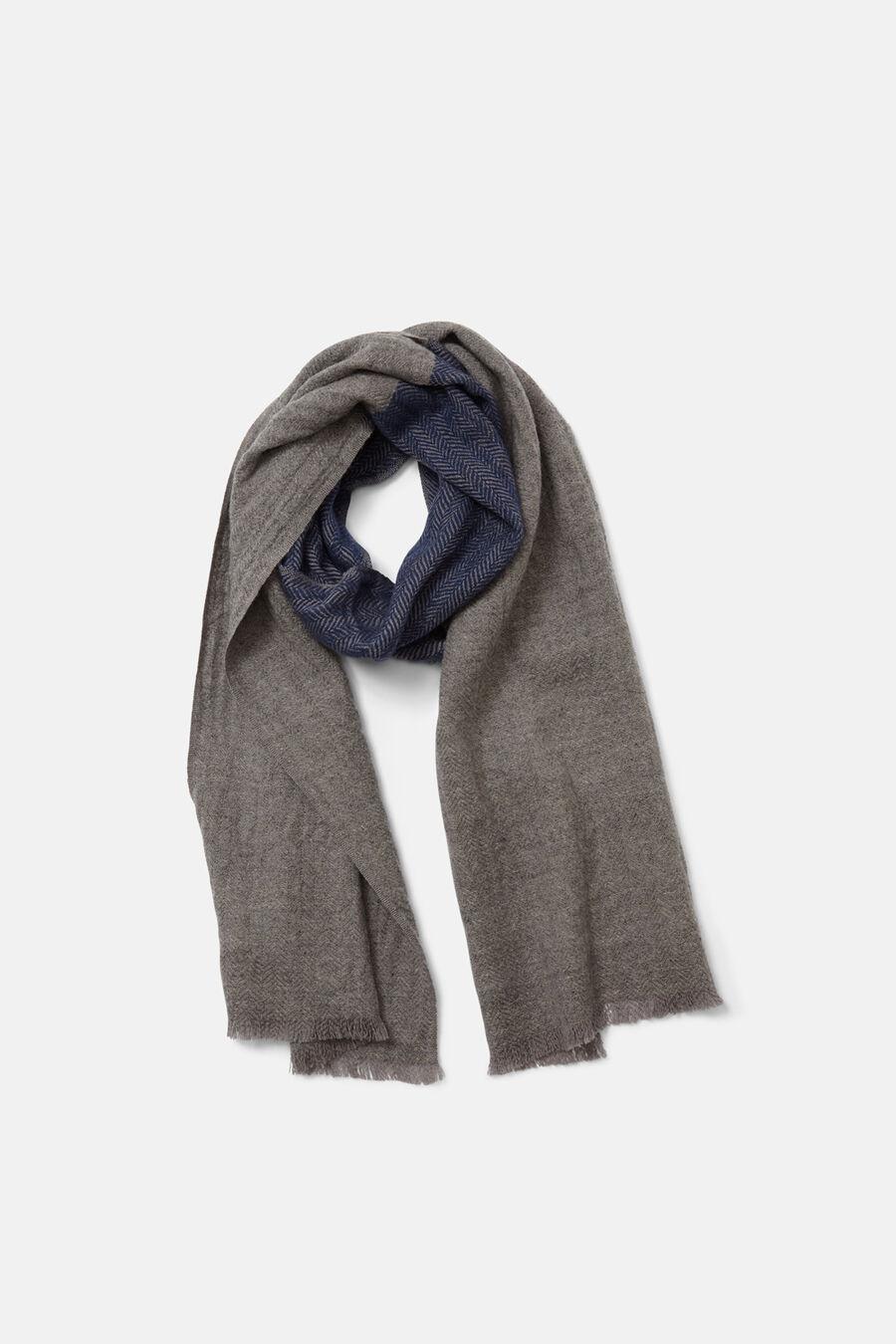 Herringbone scarf
