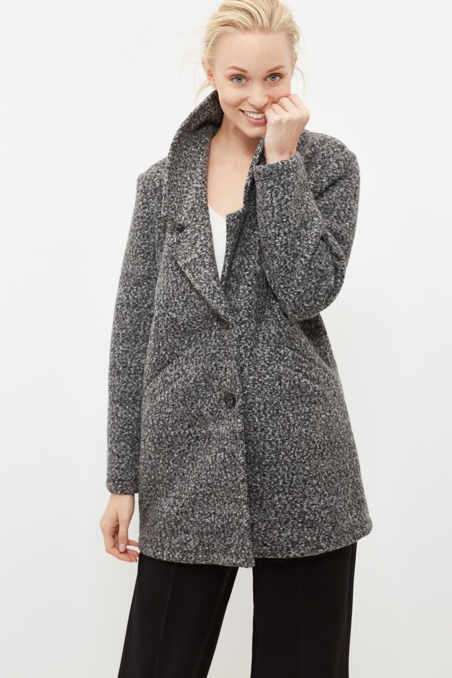 Double-sided coat