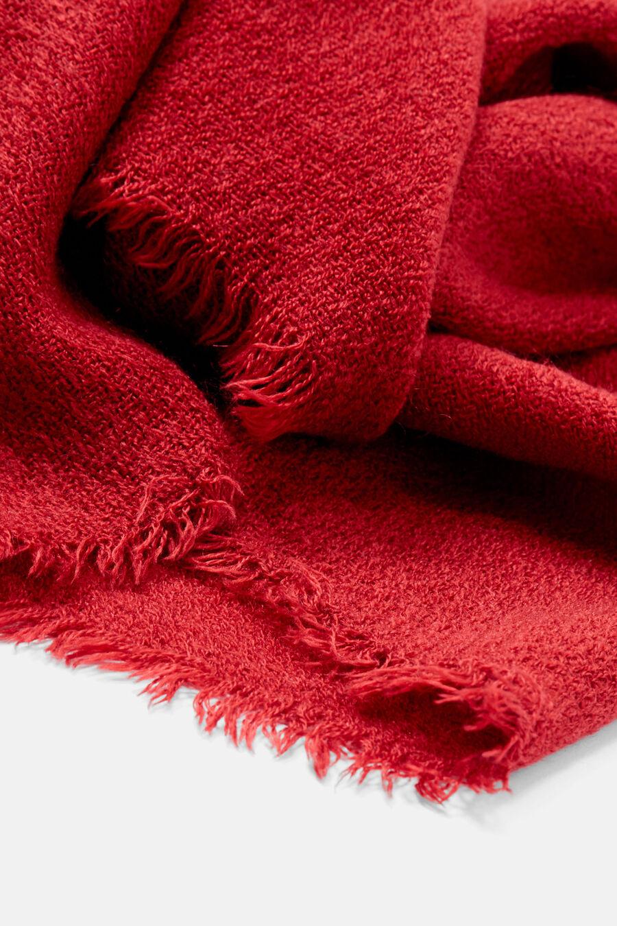 XL knit scarf