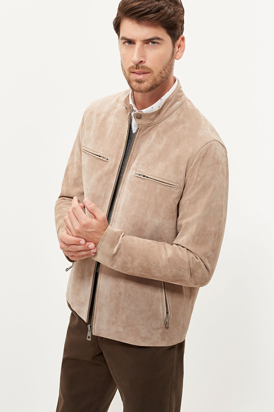 Peccary jacket