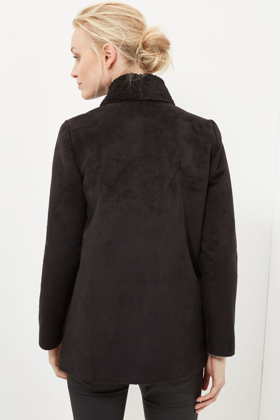 Double-sided jacket