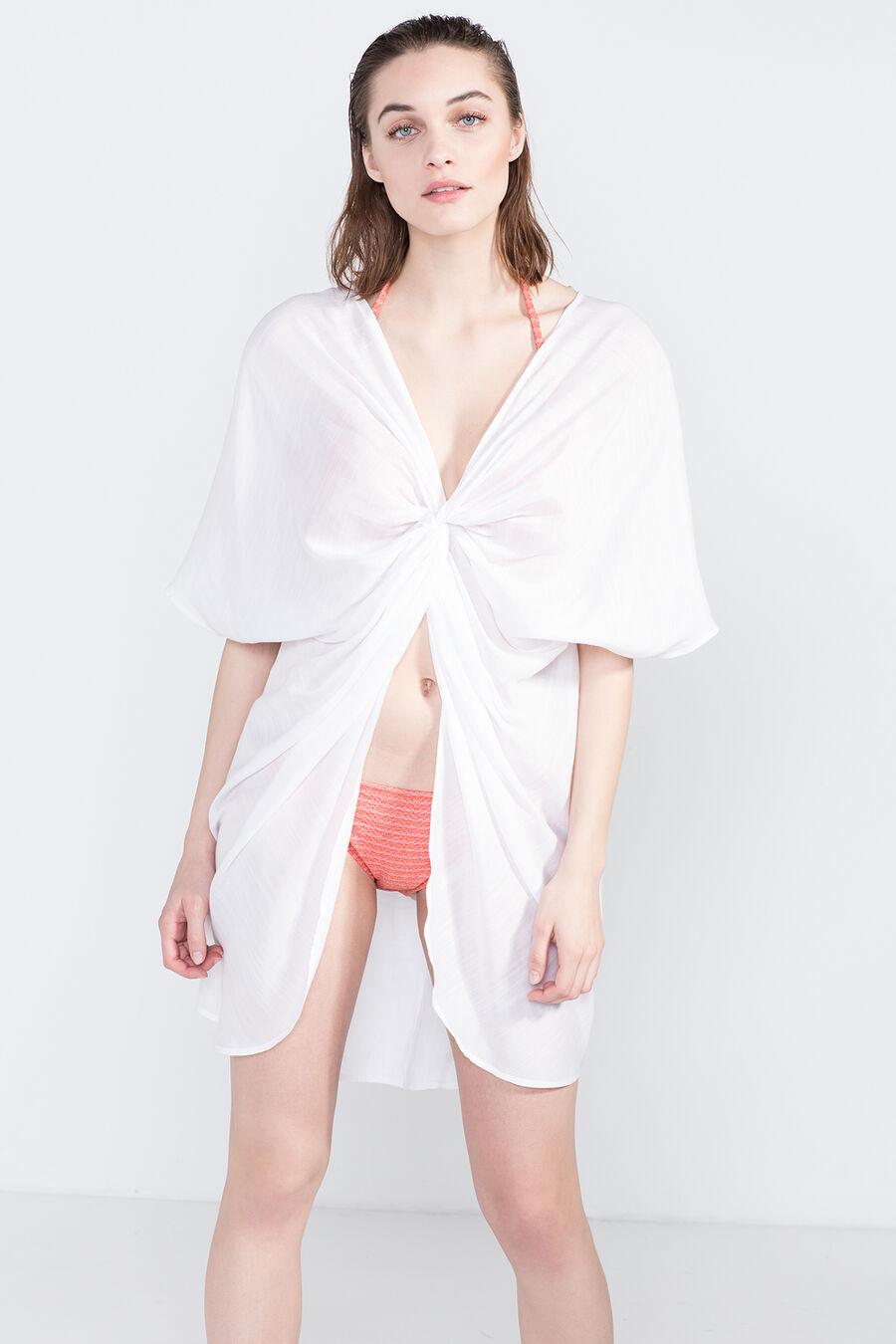 Zigzag bikini top