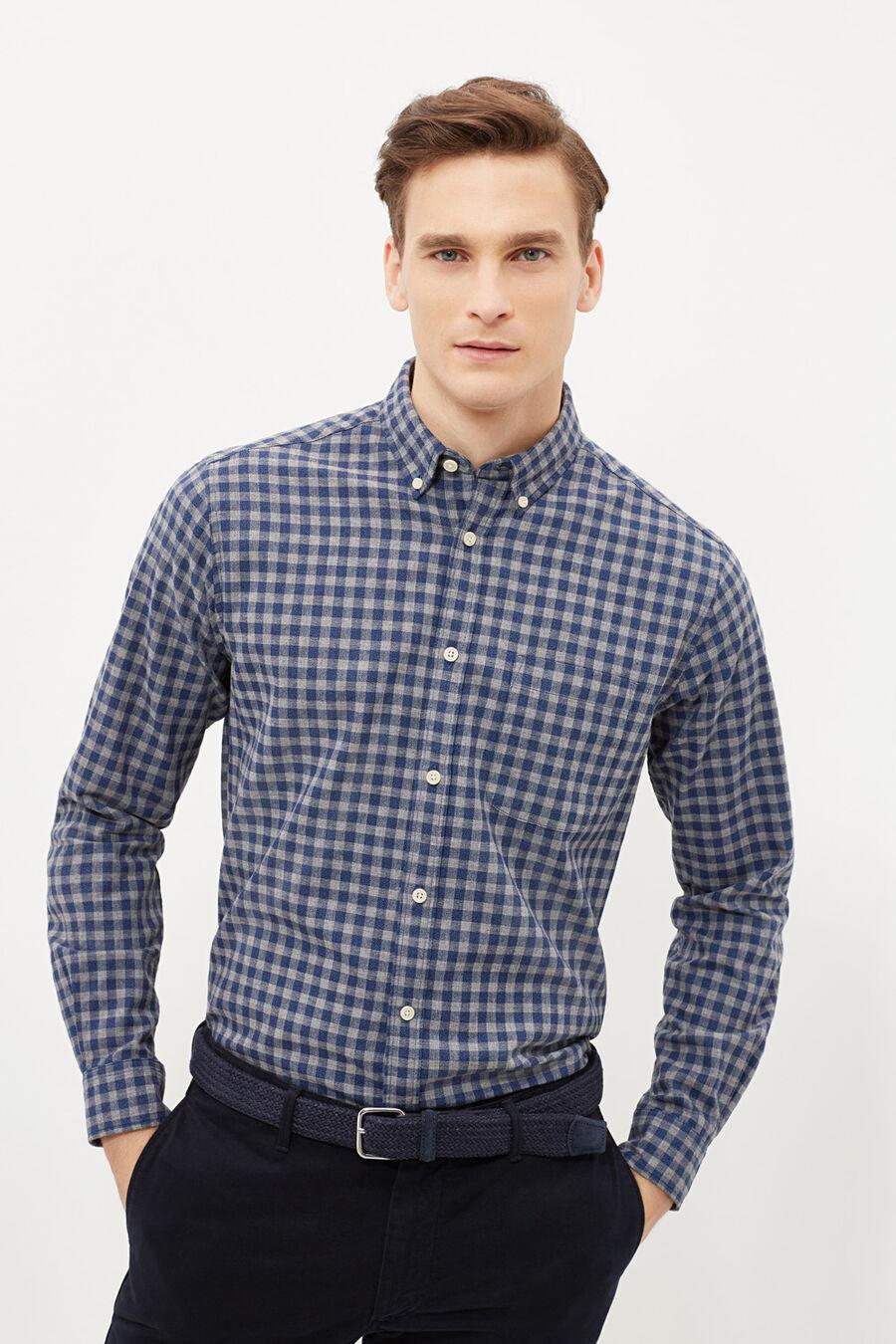Vichy shirt
