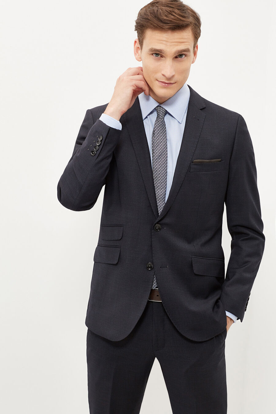 Slim fit separate jacket