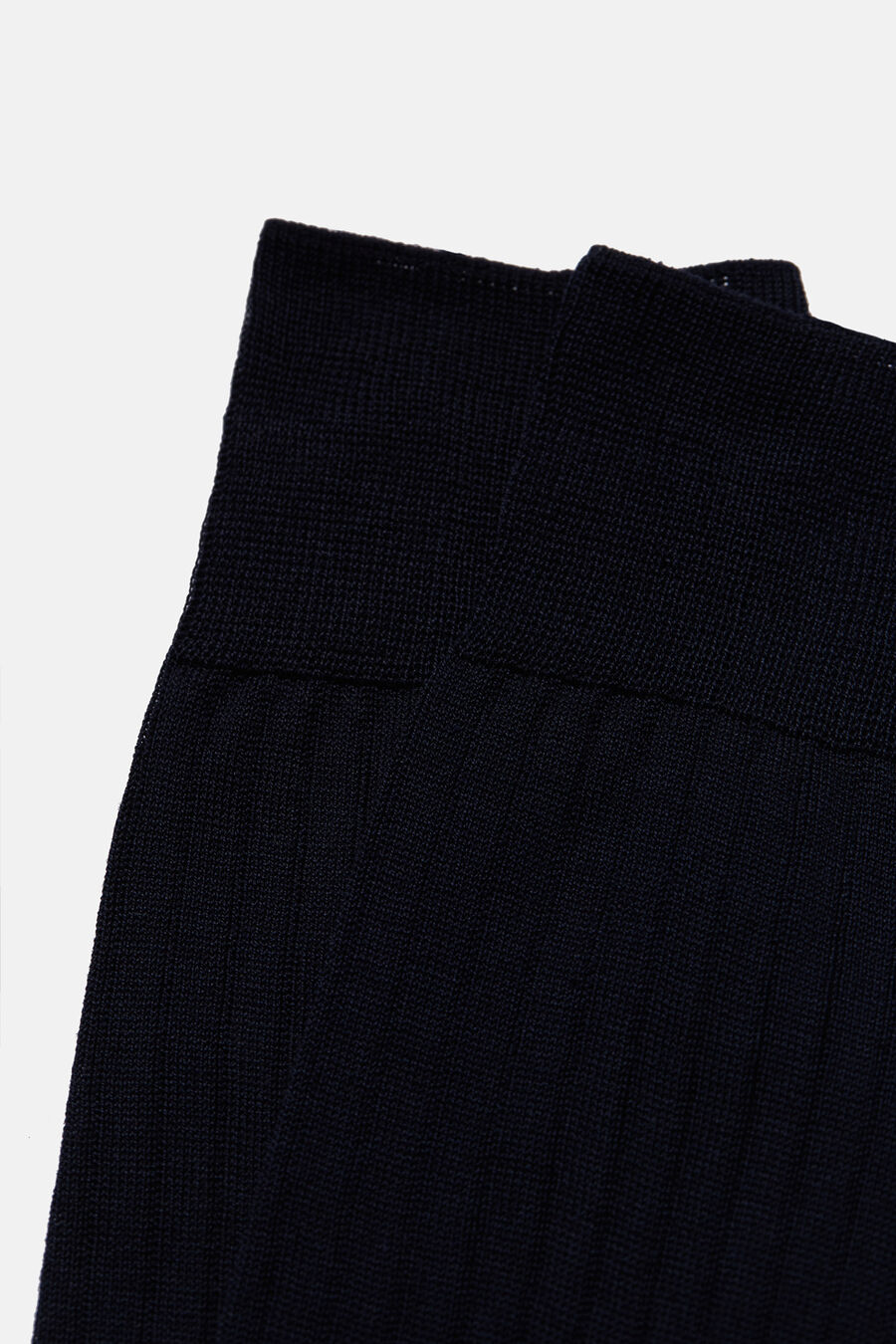 Pack of 2 pairs of tartan fabric socks