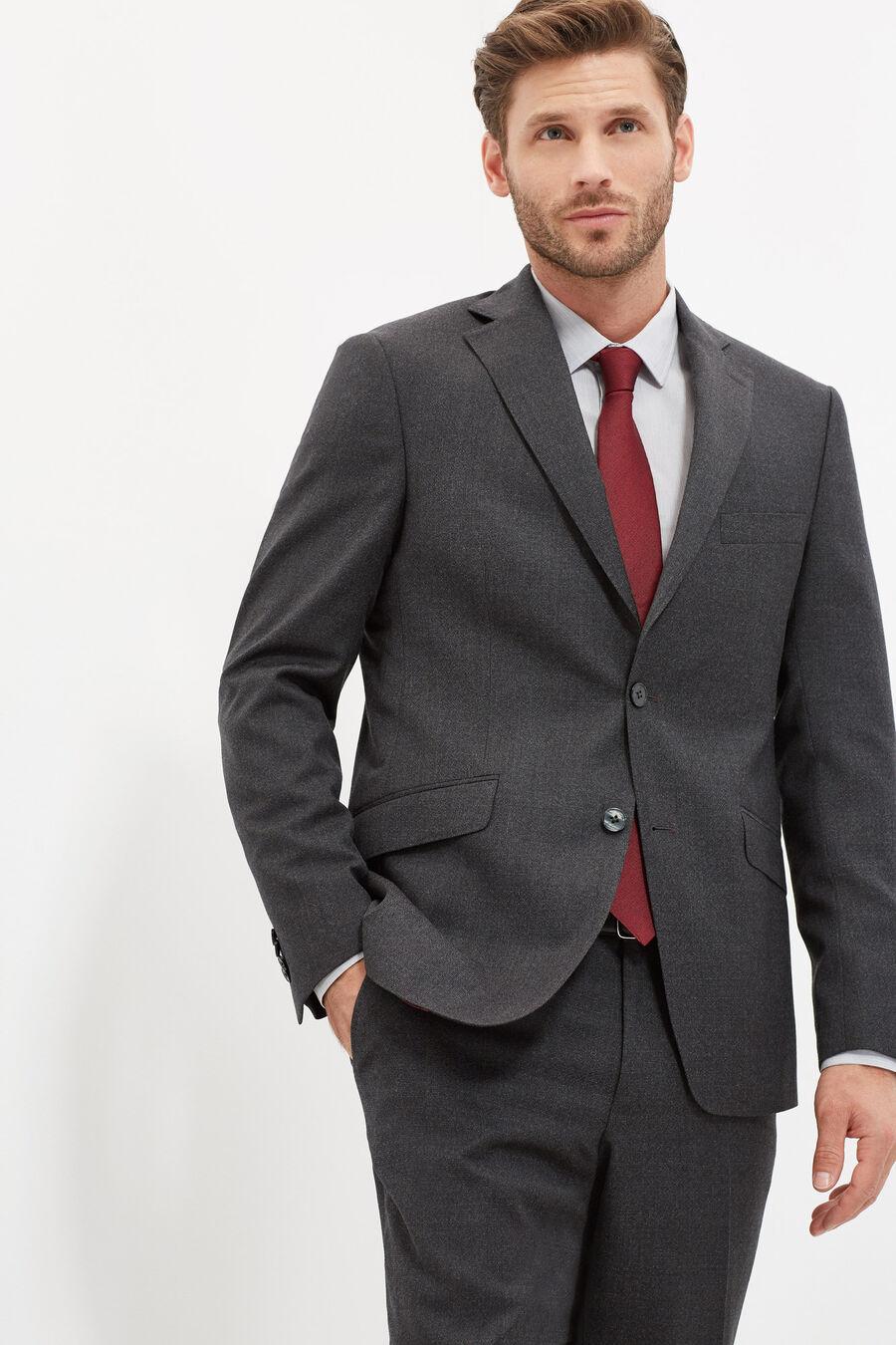 Tailored fit sartorial suit