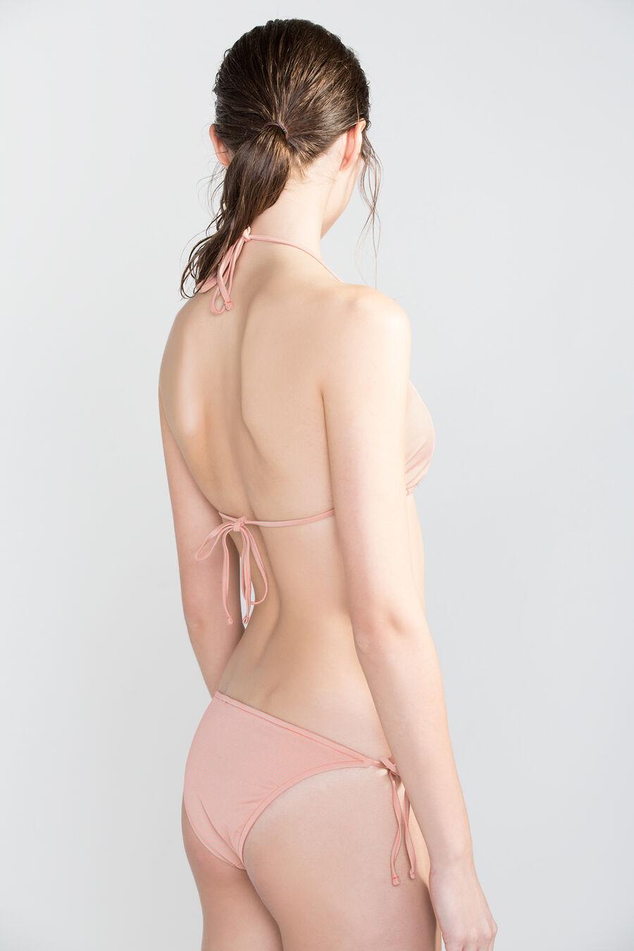 Tie-side bikini bottom