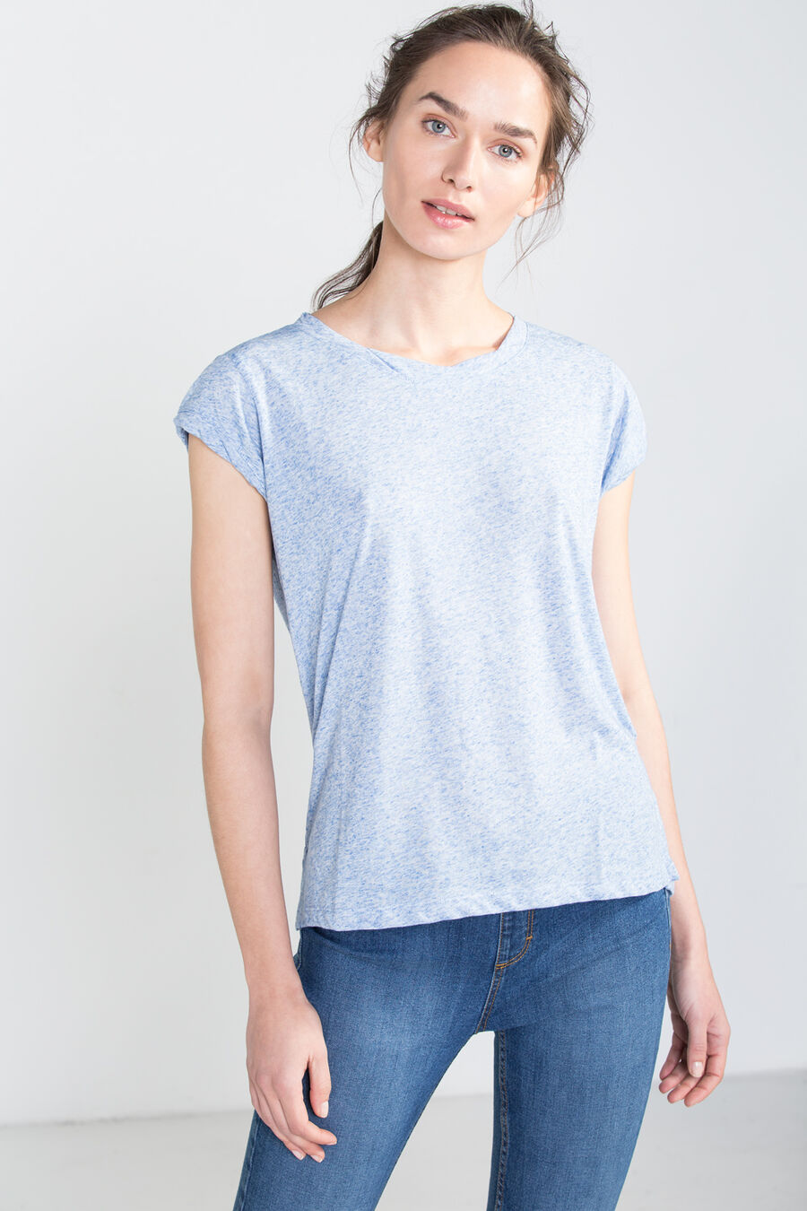 Mottled t-shirt
