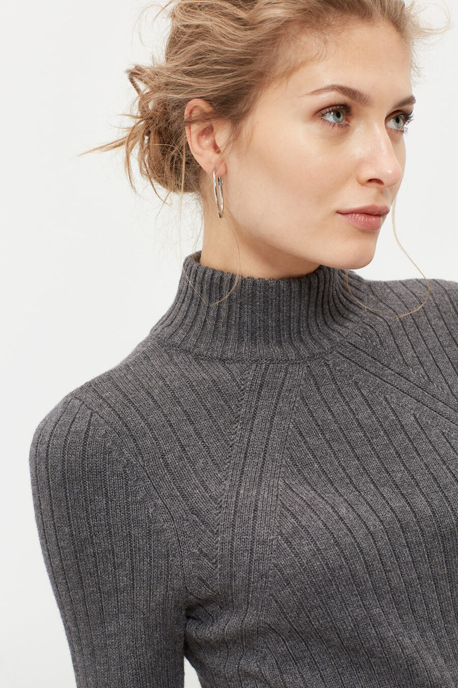 Turtleneck jumper