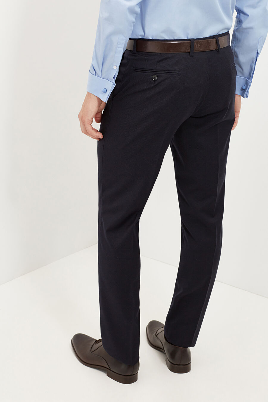 Slim fit separate trousers