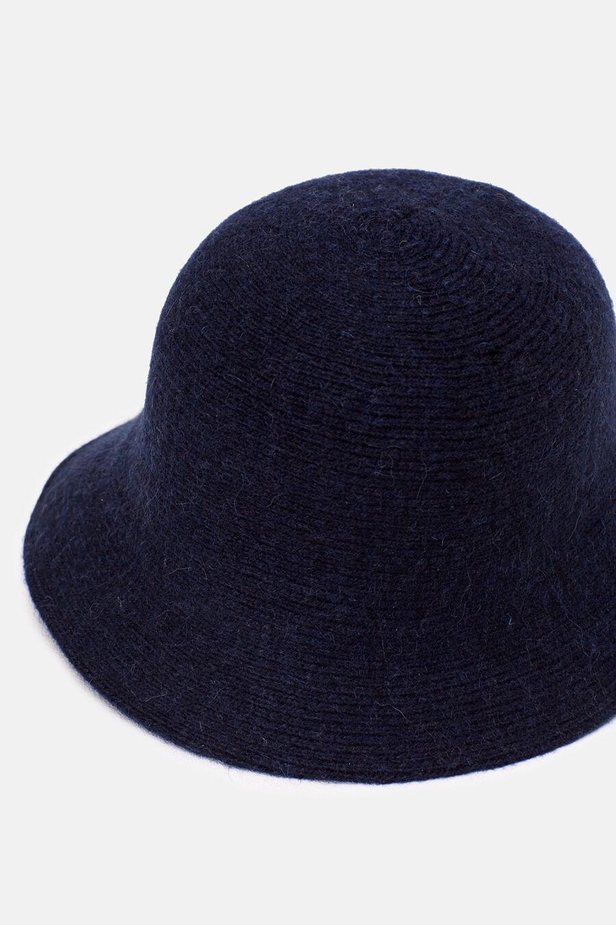 Narrow-brimmed hat