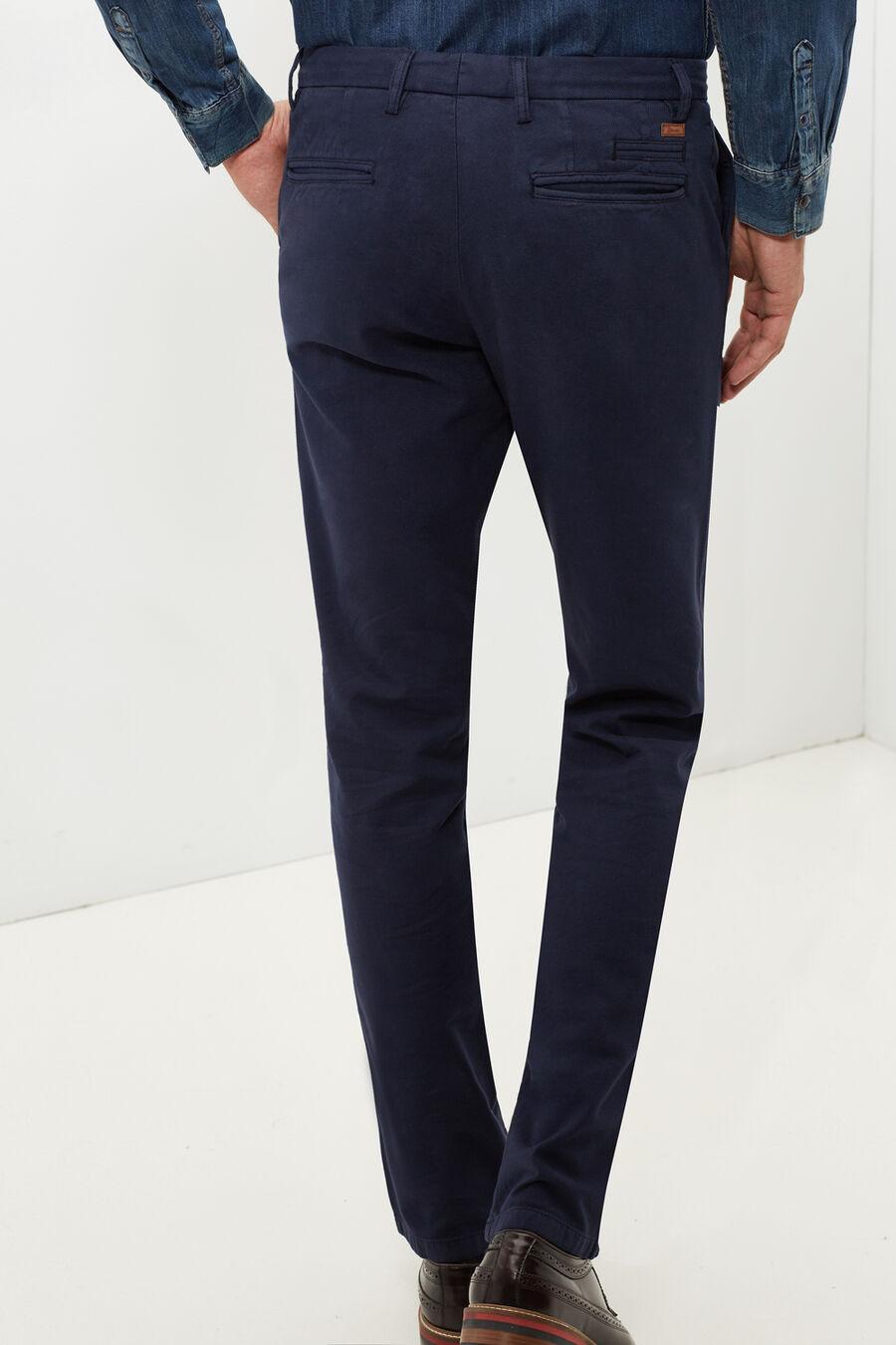 Pantalón chino tailored fit