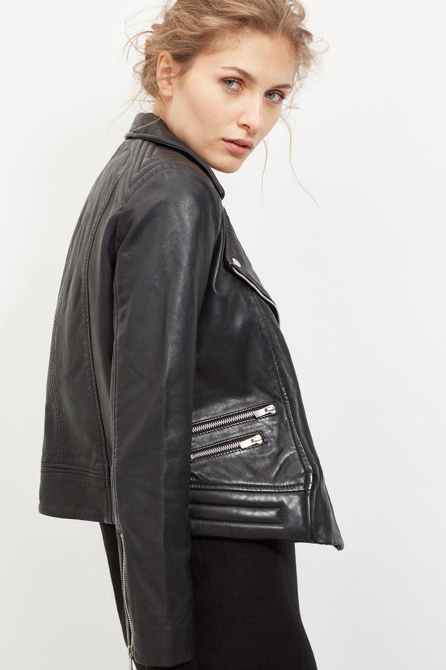 Napa biker jacket