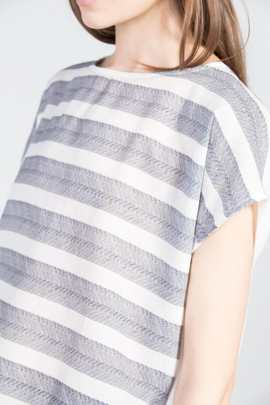 Camiseta print estructura