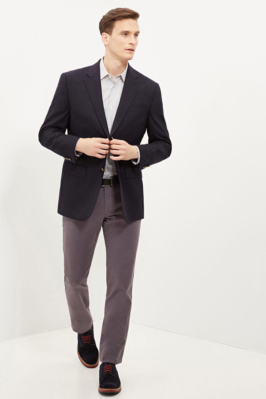 Classic fit blazer