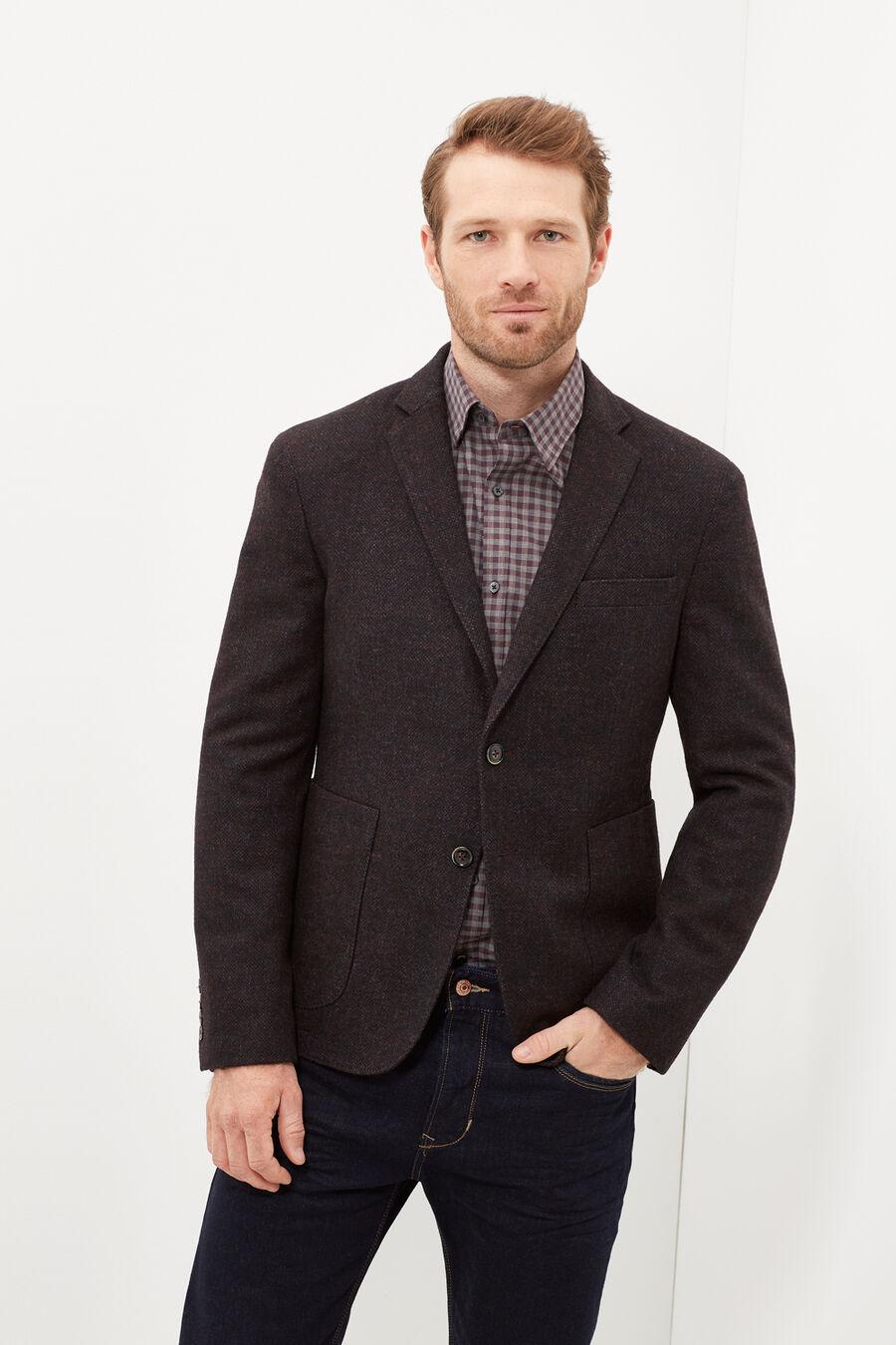 Tailored fit blazer