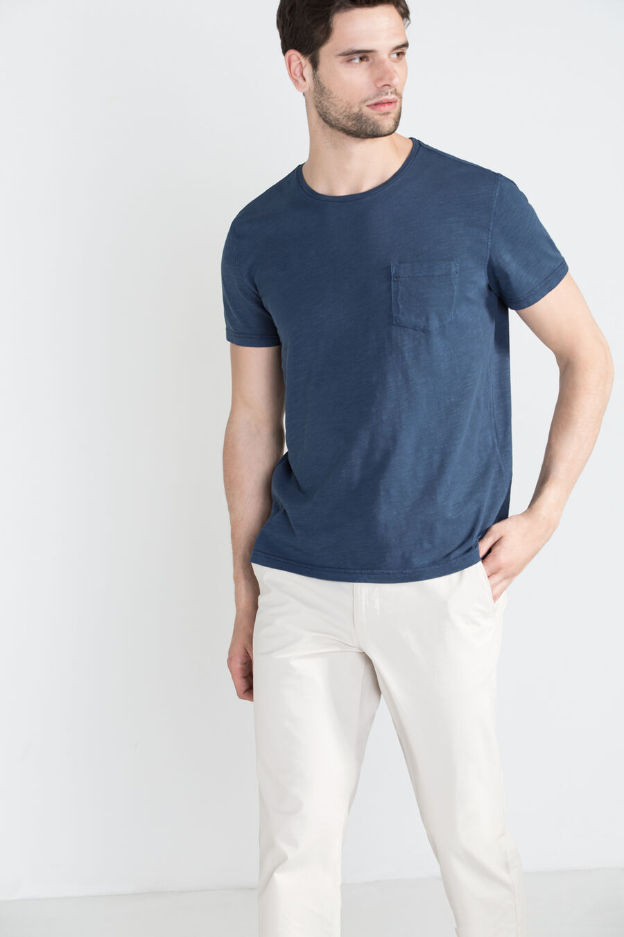 Dye in t-shirt