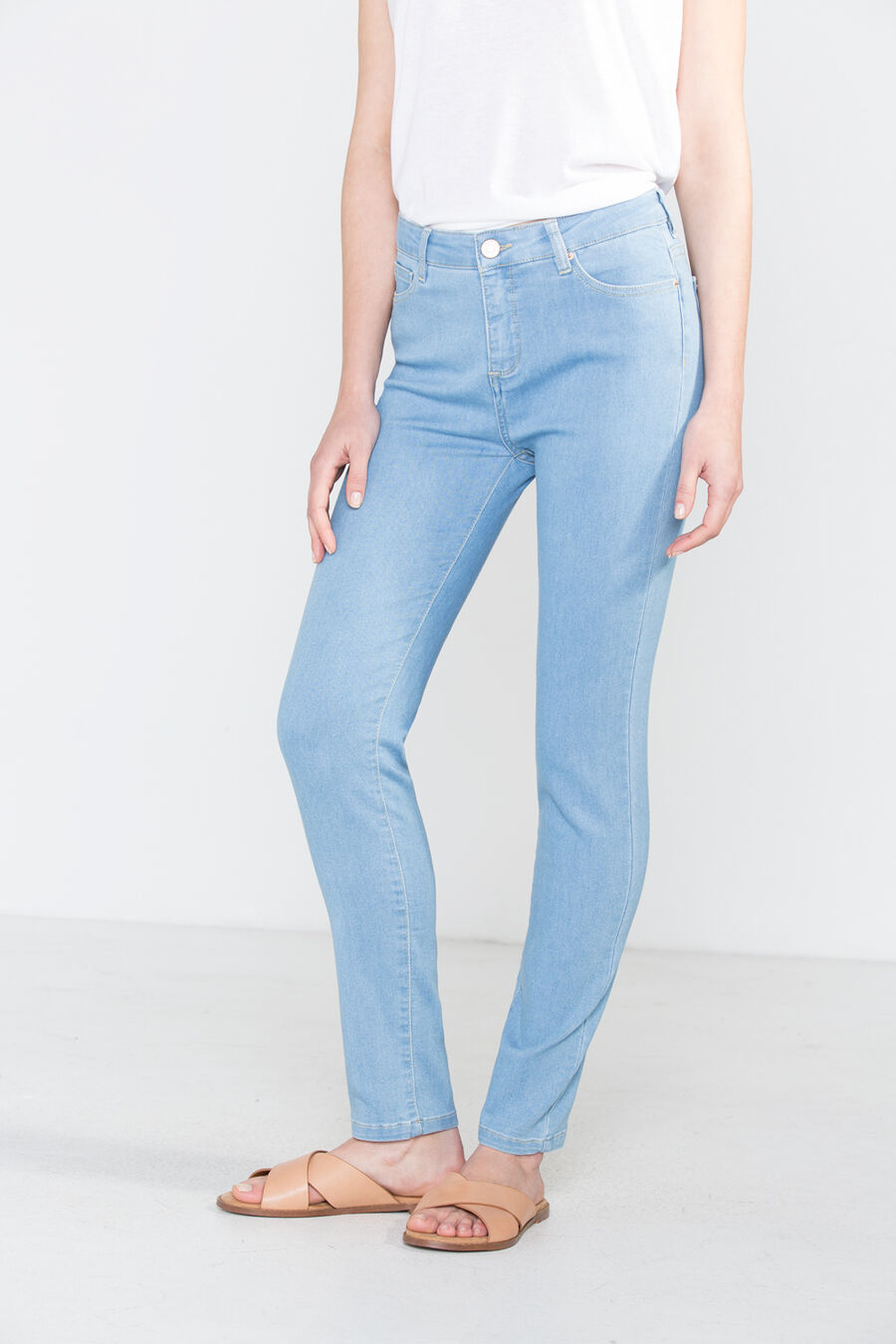 Sensational fit denim trousers