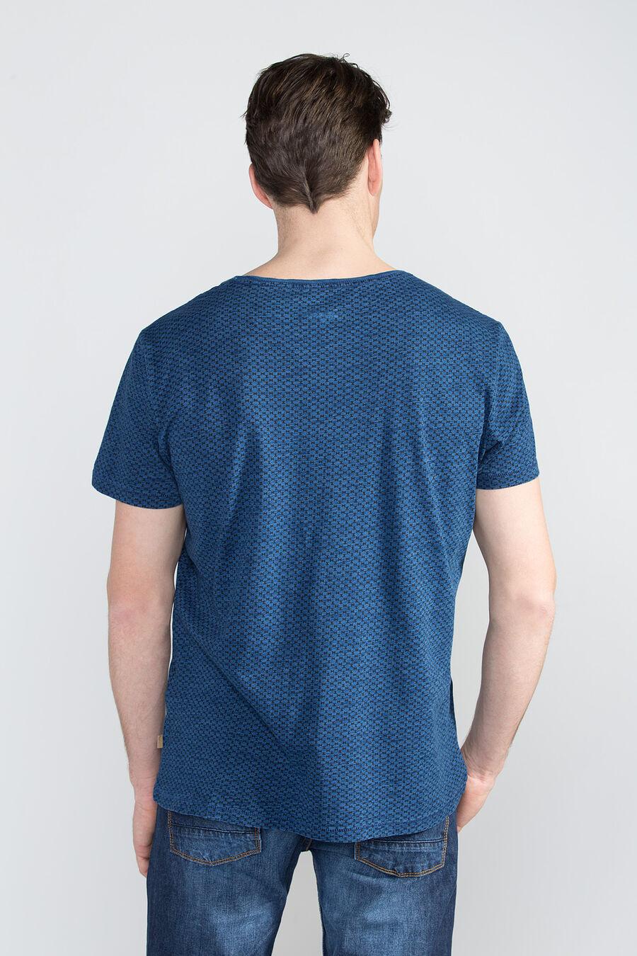 Camiseta índigo
