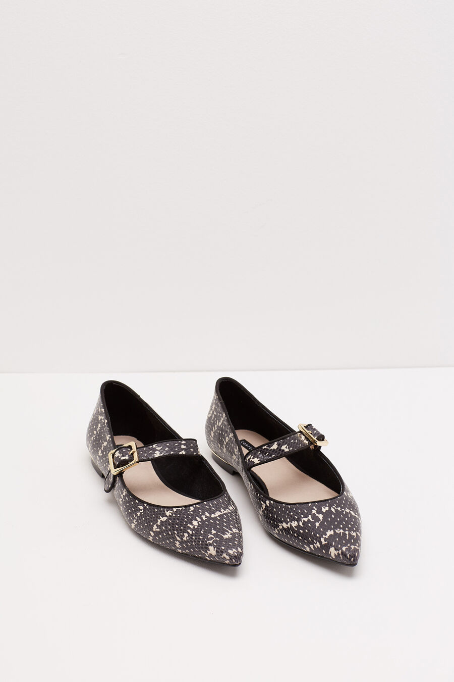 Mary Jane ballet pumps