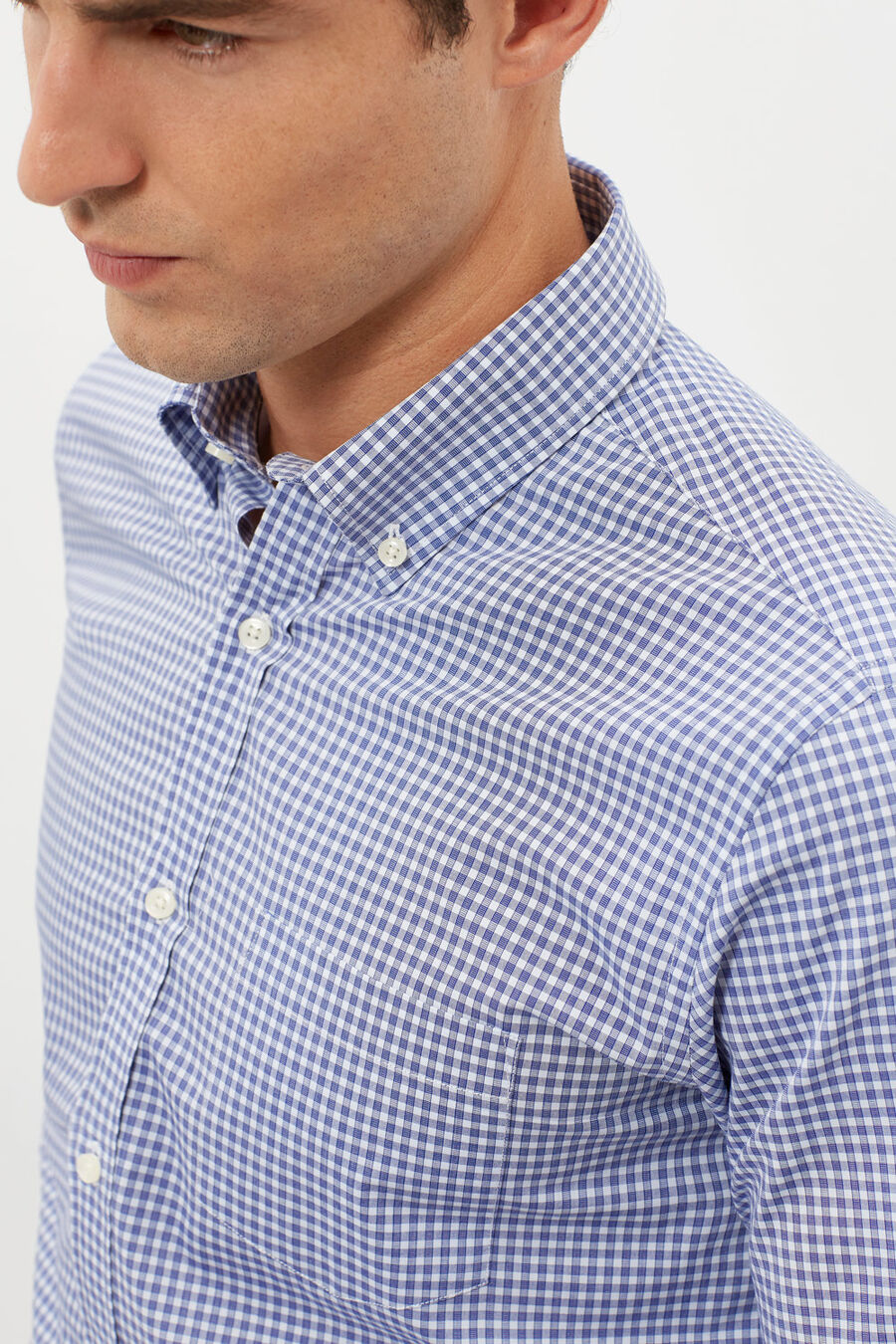 Gobi tailored fit shirt