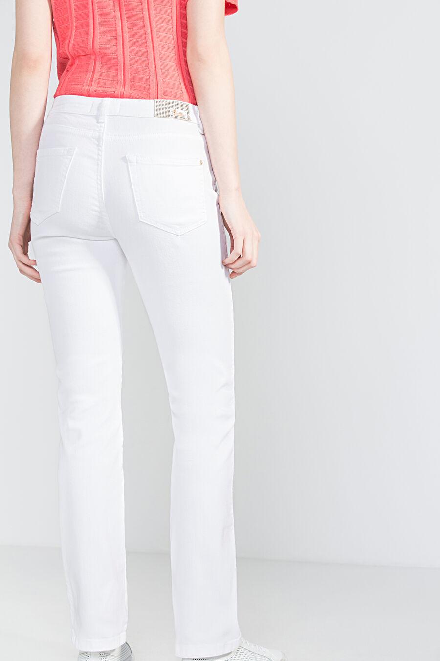 Regular premium denim trousers