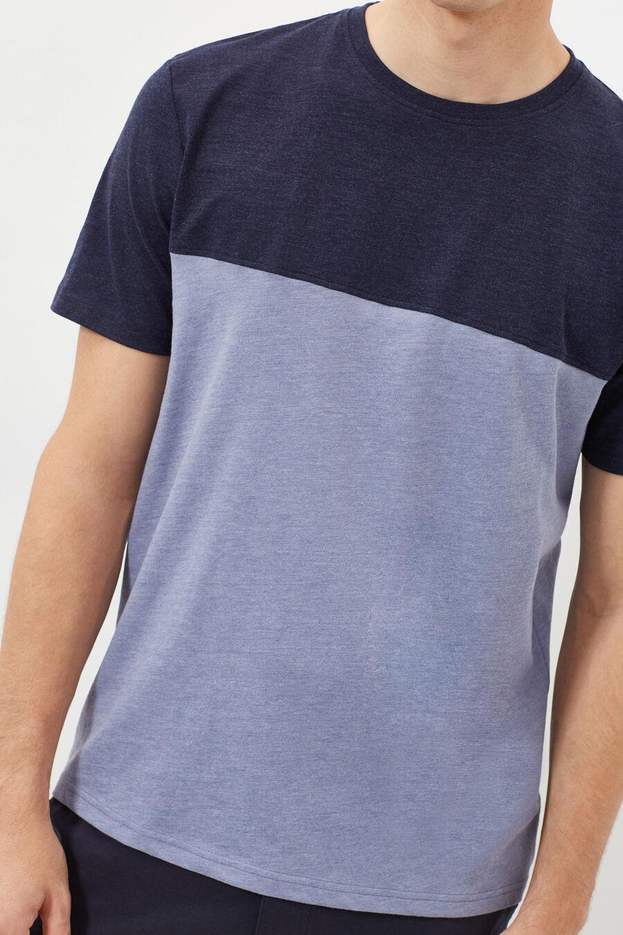 Short-sleeved pyjama top