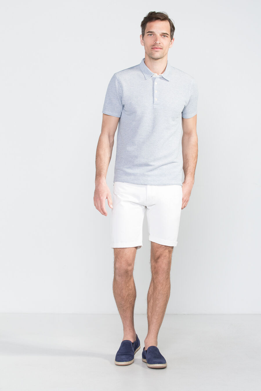 Structured polo