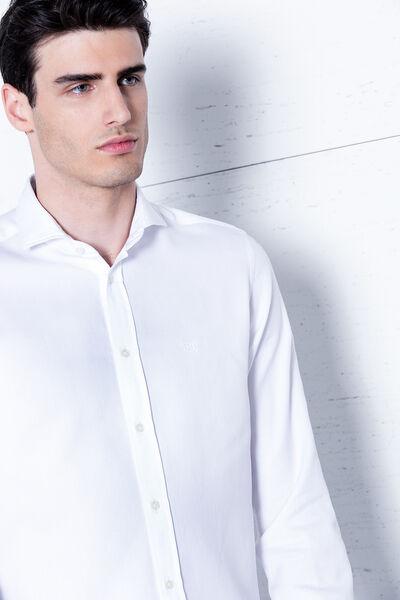 Camisa estructrura slim