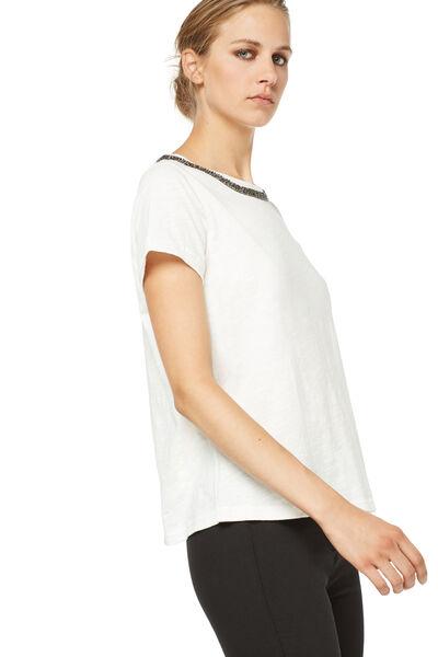Camiseta pedrería