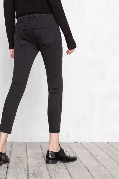 Jeans skinny tachas