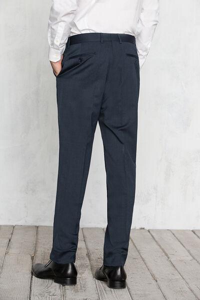 Pantalón slim azules