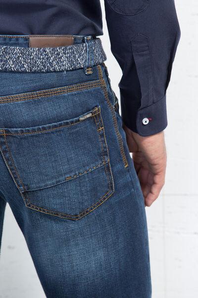 Pantalón stone straight