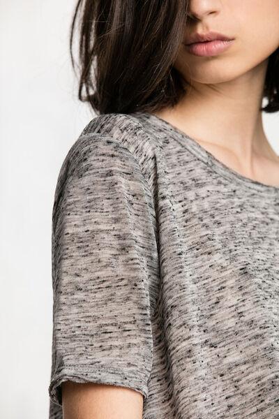 Camiseta melange