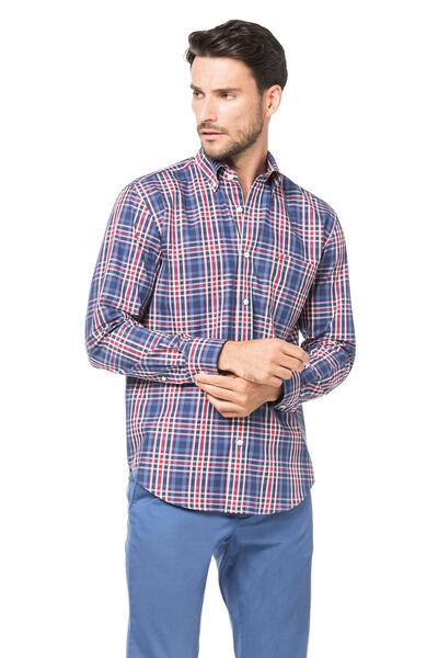 Camisa sport de twill