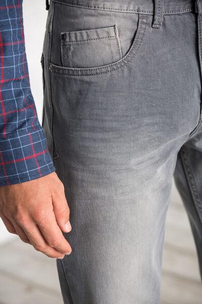 Pantalón gris stone bleach
