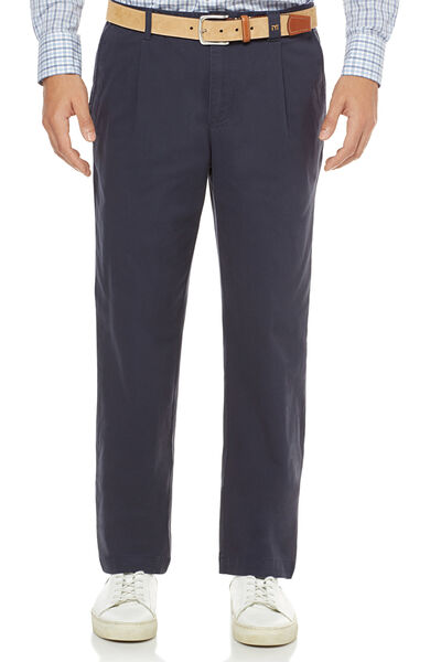 Pantalón chino pinza