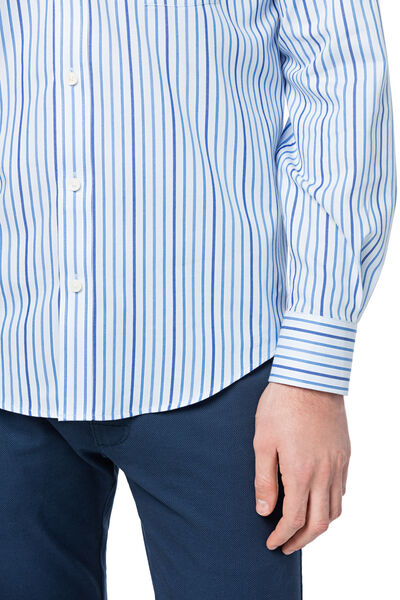 Camisa de vestir mil rayas
