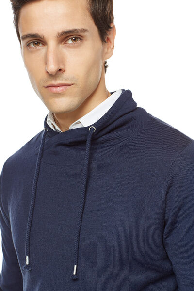 Jersey cuello shawl