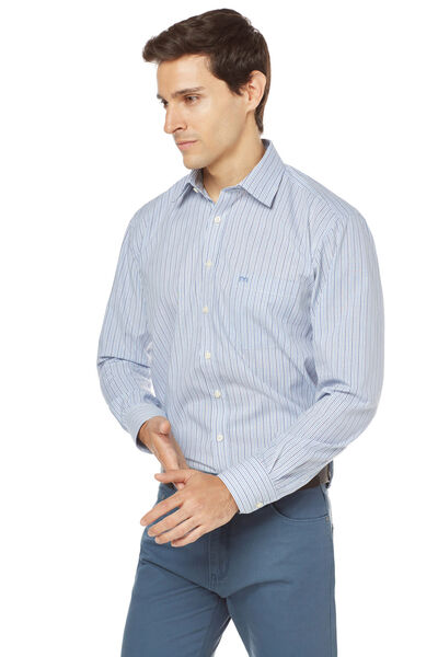 Camisa de vestir rayas