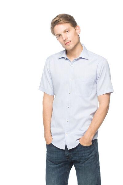 Camisa vestir weave