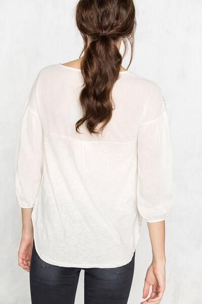 Camiseta tipo blusón
