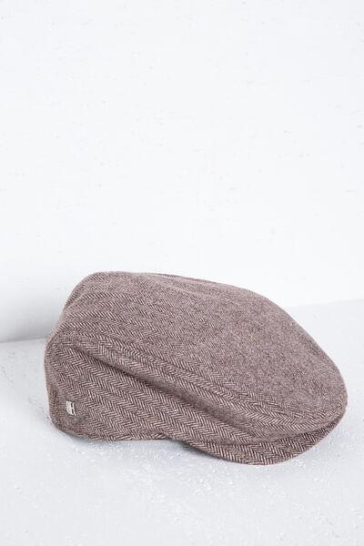 Gorra de tela clásica
