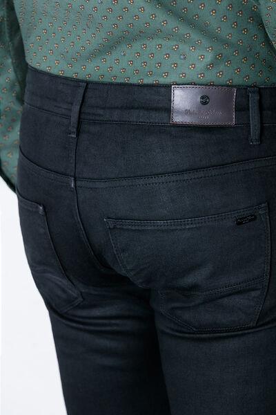 Pantalón slim negro