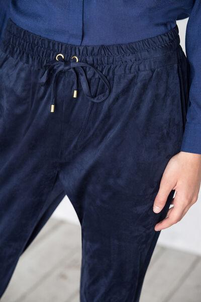 Pantalón antelina