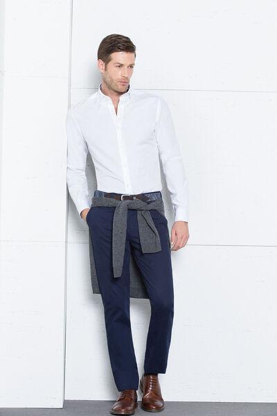 Camisa lisa Otoman