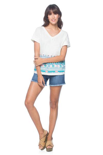 Camiseta raber multicolor