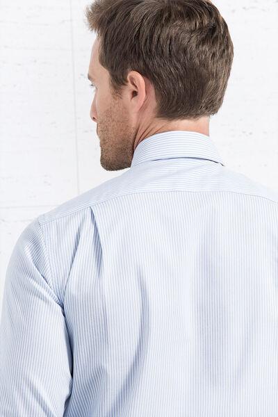 Camisa puño gemelo