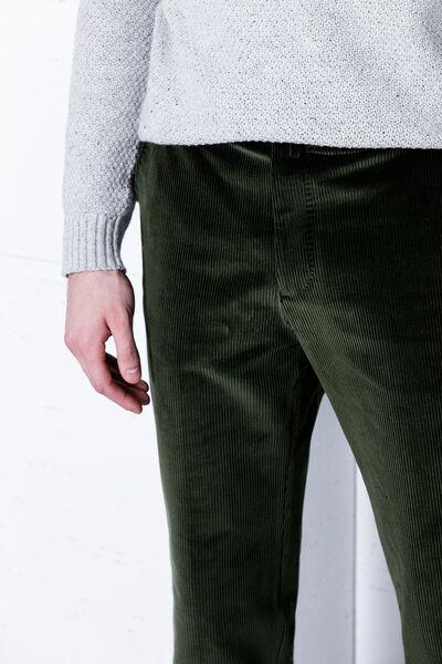 Pantalón de pana auto classic